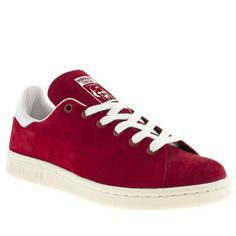 Womens Adidas Stan Smith Trainers