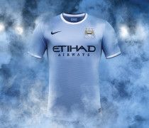 Manchester City FC New Home Team Kit by Nike for - EU Kicks: Sneaker Magazine Manchester City, New Football Shirts, Football Kits, Premier League Winners, Zen, Soccer Uniforms, Sports Marketing, Football Design, Football Wallpaper