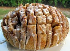 Yum... I'd Pinch That! | Cinnamon Pull Apart Bread