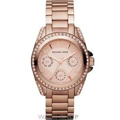 Ladies' Michael Kors Mini Blair Watch
