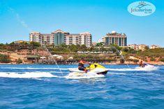 Oferte de vacanță în #Turcia 💕 cu transport individual 🚘 Alege #hotelVizitat DIDIM BEACH 5* 🕌, cu servicii la un raport calitate / preț excelent ✅ Resort-ul se află lângă plajă 🏖 și oferă piscine, tobogane acvatice 💦, centru SPA, școală de scufundări 🐟 și facilități pentru sporturi nautice. În plus, oferă cazare în regim #AllInclusive 🥗, dispunând de 3 restaurante și 4 baruri 🍹 Rezervă-ți acum vacanța alături de familie… Beach Resorts, Aqua, Turkey, Hotels, Boat, Elegant, World, Travel, Classy