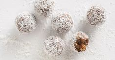 Short on time in the morning? Enjoy one of these Weet-Bix bliss balls as part of your brekkie.