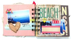 Mad Scrap Project: julio 2015 My Works, Notebook, Scrapbook, Deco, Projects, Blog, Handmade, Log Projects, Hand Made