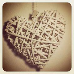 My wicker Heart ;)