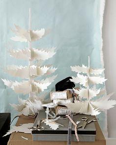 Julpyssel 23: Klipp till en julgran
