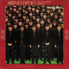 "YMO ""Multiplies"""