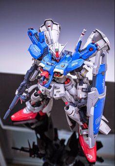 PG 1/60 RX-78 Gundam GP01/FB - Painted Build Modeled by Faint Panda