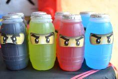 Lego Ninjago, Ninja Birthday Party Ideas | Photo 1 of 70 | Catch My Party
