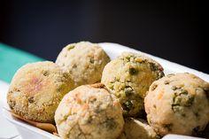 Crocchette vegan Lucca, Muffin, Friends, Breakfast, Food, Meal, Boyfriends, Eten, Meals
