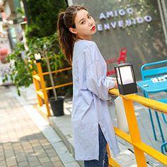 スリットポイントロング丈7分袖Tシャツt21624  Free 大きいサイズ レディース トップス カットソー