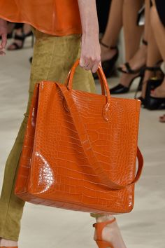Ralph Lauren à New York Fashion Week Spring 2015 - StyleBistro