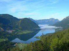 grundlsee in austria- stunning landscape.