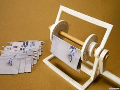 Kinematoscope | Digitprop - Paper design