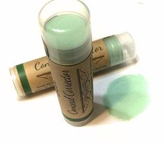 MINT GREEN  Corrector Concealer Acne STICK Makeup by LittleStuff4u