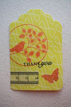 Kaboodle Doodles DT work Monday Times! - CW188 Back to School Tag, thank you, butterfly, stamp, tape