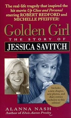Golden Girl : The Story of Jessica Savitch by Alanna Nash http://www.amazon.com/dp/0061010014/ref=cm_sw_r_pi_dp_AsVmub0X1JZSW