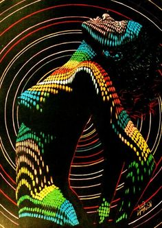 Body art....