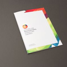 Brand identity for the Multicultural Commission of New South Wales Australia. A brand identity that expresses a 'movement'— the multi-faceted energy that is created by diverse people harmoniously living together. Blended colours come together in one swe… Brand Identity, Branding, Blog Design Inspiration, Editorial Layout, Typography Design, Behance, South Wales, Mars, Layouts