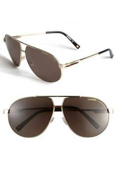 carrera metal aviator