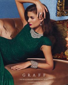 Graff Diamonds & Graff Diamonds Graff Summer Ad Campaign 2013 photos - Women Dresses for Every Age! Jewelry Ads, Jewelry Model, Graff Jewelry, Jewellery Advertising, Yoga Jewelry, Diamond Jewellery, Jewelry Photography, Fashion Photography, Creative Photography