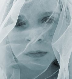 Veiled face gr by D Sharon Pruitt, Pink Sherbet Photography, flickr