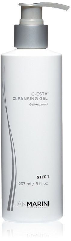 Jan Marini Skin Research C-Esta Cleansing Gel, 8 fl. oz. *** This is an Amazon Affiliate link. Read more at the image link.