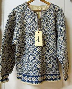 Bilderesultat for strikket kofte Punto Fair Isle, Motif Fair Isle, Fair Isle Pattern, How To Purl Knit, Fair Isle Knitting, Fair Isles, Knitwear, Knitting Patterns, Knit Crochet