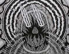 """Check out new work on my @Behance portfolio: """"shaman"""" http://be.net/gallery/31413629/shaman"""