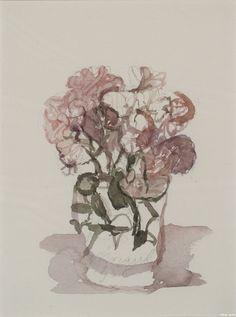 Flowers - 1958, 1958 — Giorgio Morandi, Museo MorandiFlowers - 1958 Giorgio Morandi, 195821 x 16cm