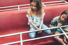 ZARA - #zaraeditorial# - KIDS - SUMMER COLLECTION | GIRL