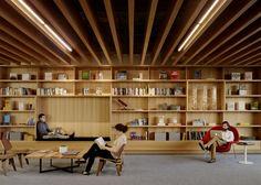 Square - San Francisco Headquarters LibraryBohlin Cywinski Jackson