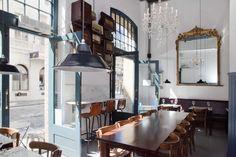 Canela (Portuguese Cafe), Covent Garden, London