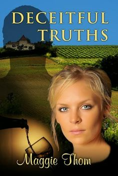 Tome Tender: Maggie Thom's DECEITFUL TRUTHS Release Celebration...  Maggie Thom is offering TWO (2) Signed eCopies of CAPTURED LIES, Book One of the Caspian Wine Series Open Internationally March 10 -24, 2014