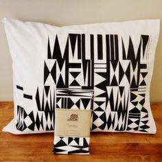 Tyynyliina Kaksineljä (Ruko Design webshop)