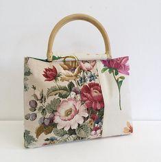 ZStitch, Vintage inspired handmade handbags in Woodstock Retro Fabric, Handmade Handbags, Fabric Bags, Woodstock, Vintage Inspired, Range, Inspiration, Bags, Handmade Bags