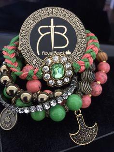 Spike Bracelet, Braided Bracelets, Spikes, Metals, Showroom, Agate, Beast, Eco Friendly, Shell
