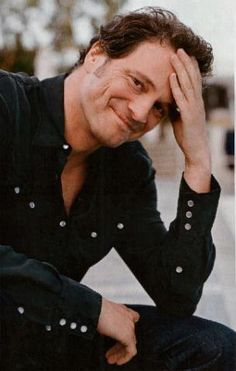 Colin Firth--for some reason i have always loved him (: