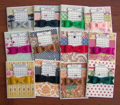 A Year of Cards by Tessa Buys, via Flickr