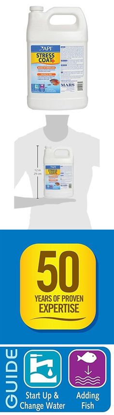 Cleaning and Maintenance 148983: Api Stress Coat Aquarium Water Conditioner 1 Gallon -> BUY IT NOW ONLY: $46.01 on eBay!