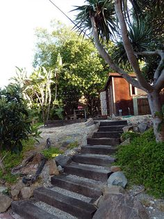 we have to redo some outdoor steps - almost exactly like these