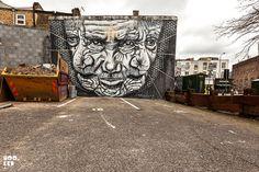 Pyramidoracle on the streets of London London Street, Urban Art, Graffiti, Street Art, World, City Art, The World, Graffiti Artwork, Street Art Graffiti