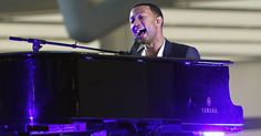 "John Legend has debuted assertive new single ""Love Me Now"" and announced his upcoming album 'Darkness and Light.'"