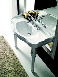 Znalezione obrazy dla zapytania umywalki łazienkowe glamour