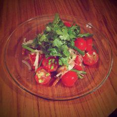 好きな野菜と春雨でざっくり和えたヤムウンセン風サラダ。 - 24件のもぐもぐ - なんとなくヤムウンセンサラダ by fuuring