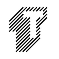 T from lines