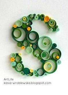Image result for tutorial cartel quilling