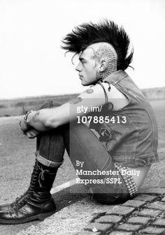 Unbekannt : Punk October 1982.