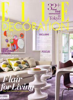 elle decoration magazine google search - Elle Decor Magazine