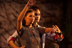 Flying Into Daylight written by Ron Hutchinson, starring Summer Strallen and Jos Vantyler, Live Theatre, Newcastle Thursday 27 November to Saturday 20 December 2014