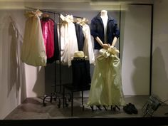 LK By Lincoln Keung: LANVIN  Window Display - The LANDMARK